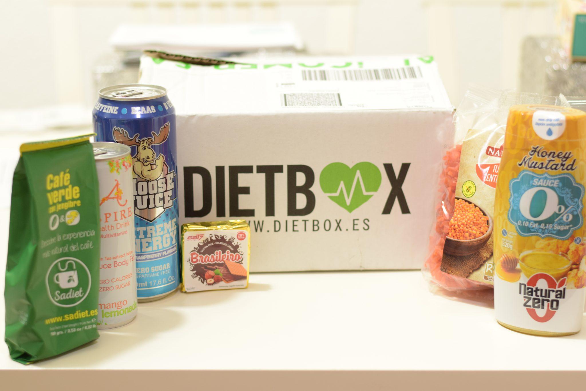 Dietbox de verano, Susana Olympia